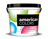 carta de colores american colors